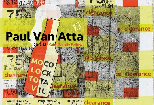 Paul Van Atta 2017-2018